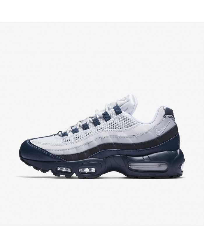 separation shoes detailed images competitive price low cost nike air max 95 marine bleu d911f a8b1e