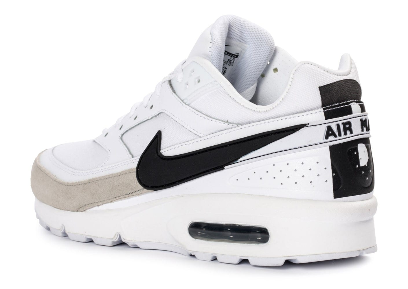 best loved 4daf9 80fbc ... low price nike air max bw premium blanc noir 1 79342 495f1