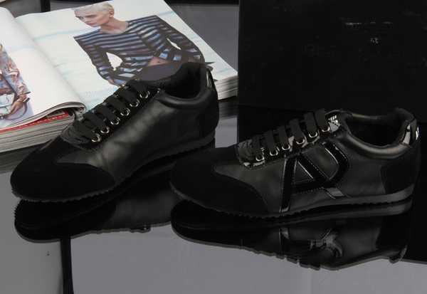 Armani jeans Sokora bleu chaussures baskets mode basses homme ,sac armani  blanc prix,boutiqued pas cher 25adf9ee6237