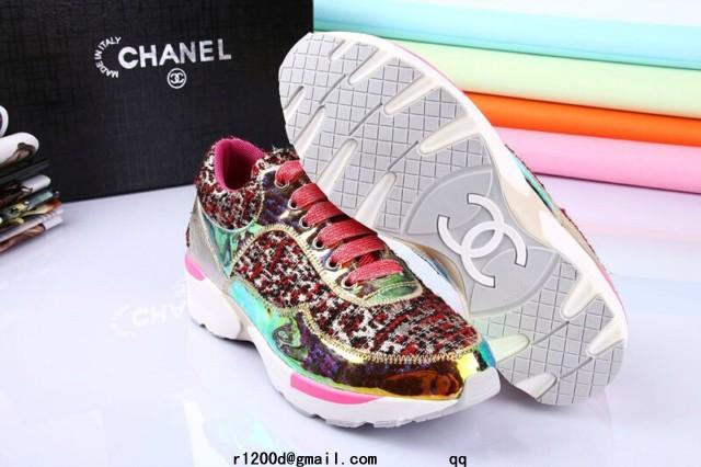 chaussure chanel pas cher en france 1 b9eeac09dad