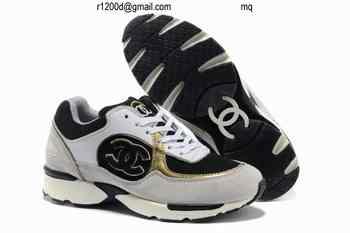 vente chaussures chanel en ligne,chaussures imitation chanel,chaussure chanel  femme pas cher. Baskets CHANEL Baskets en cuir 93410c08215