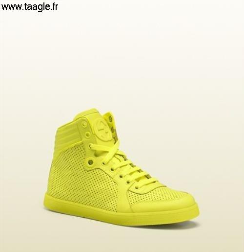 beff476093e chaussure gucci fluo 1
