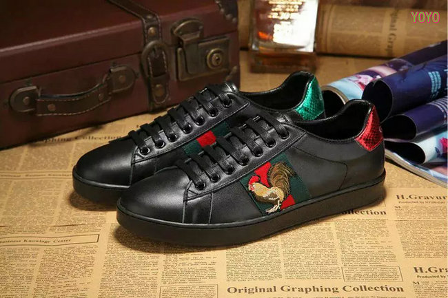 bf3812062625 chaussure gucci noir homme 1