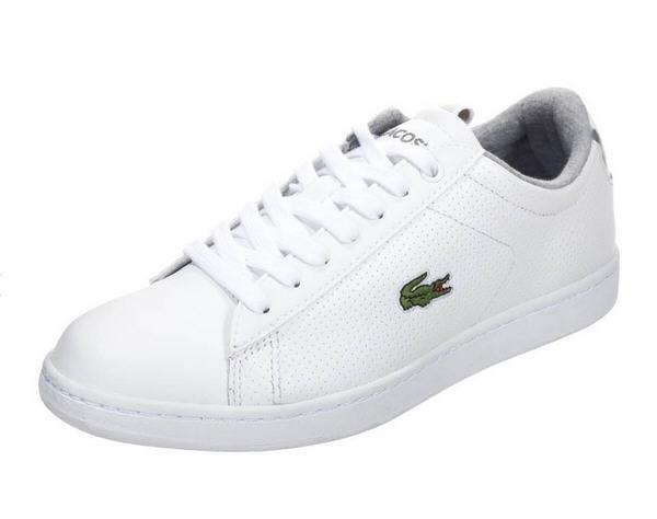 c86811c776 blanche cher femme lacoste chaussure pas Bn71xqng