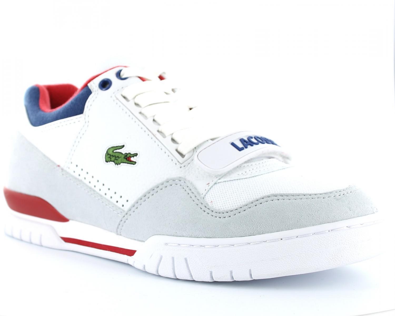 Rouge Bleu Q35aj4rl 0xzknnwo8p Blanc Chaussure Lacoste oWdCBrex