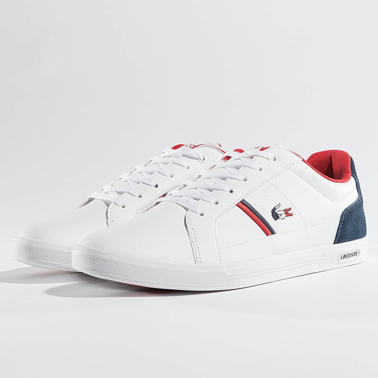 44de729142 chaussure rouge blanc lacoste bleu chaussure lacoste vwx0Cqx