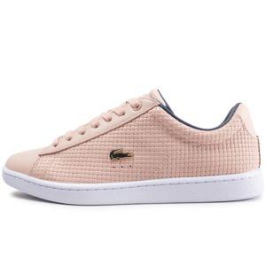 18bd9c3331 Lacoste Femme Chaussures baskets lacets Extrieur Composition 12824251  Baskets XUVZTGA Chaussure Lacoste femme. BASKET Chaussures de sport pour ...