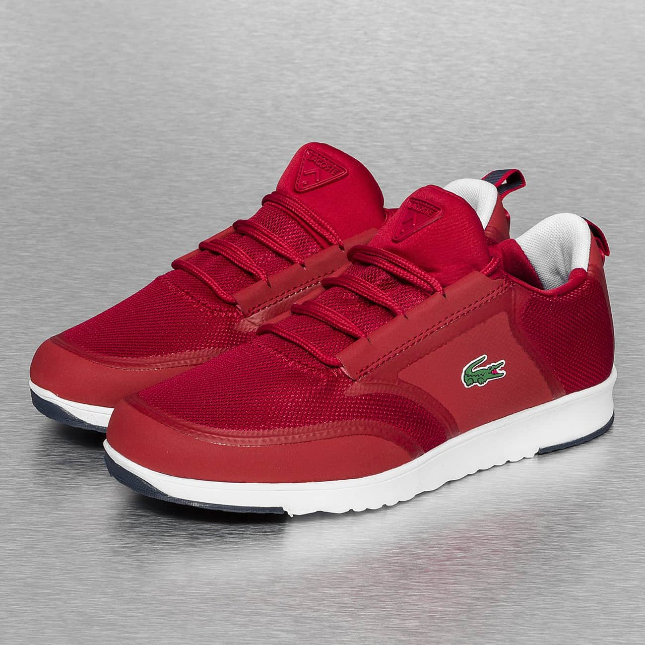 5ad03e06e4 Homme Lacoste Lacoste Homme Chaussure Rouge Chaussure Rouge wqFx7nTv