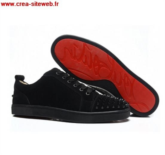 chaussure louboutin homme basse 3f553deb481