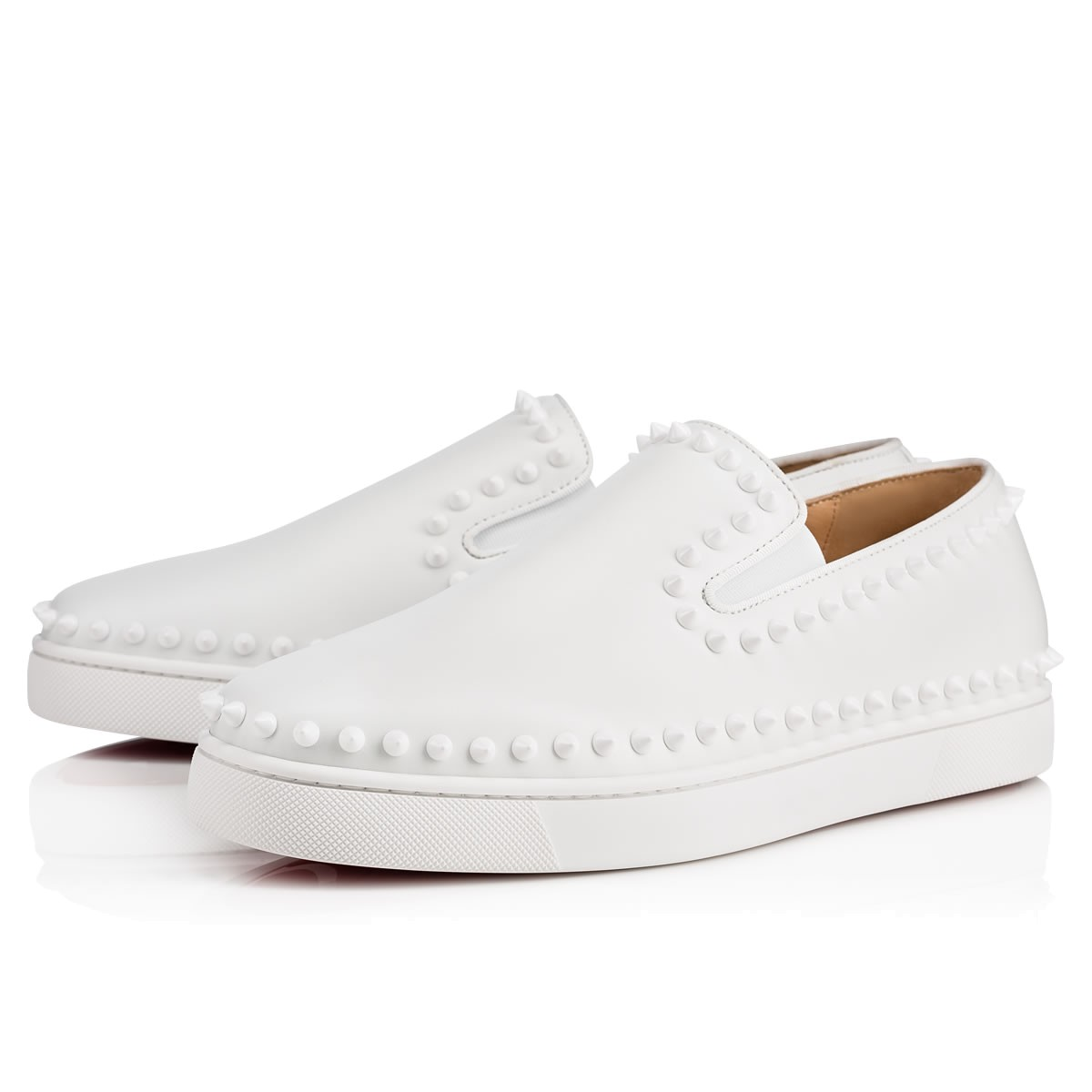 chaussure louboutin homme blanche 1 8a7829ae00ce