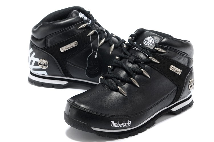 Noir Frndwfq Timberland Cuir Homme Chaussure AnYYOUT