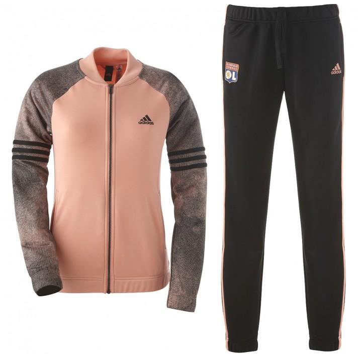 b93b7c4c53ecf Adidas performance essentials linear - pantalon de survêtement -  black tactile rose femme noir vêtements ... P Model  fag2t2tIAdFJ survetement  adidas femme ...