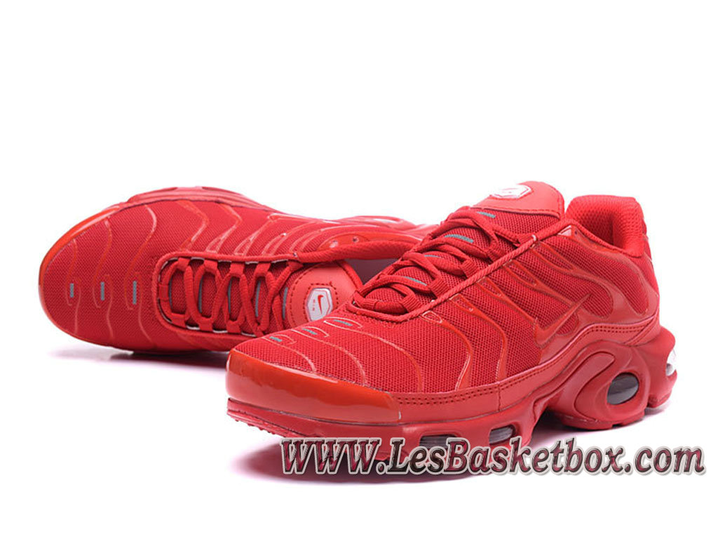 nike tn requin rouge